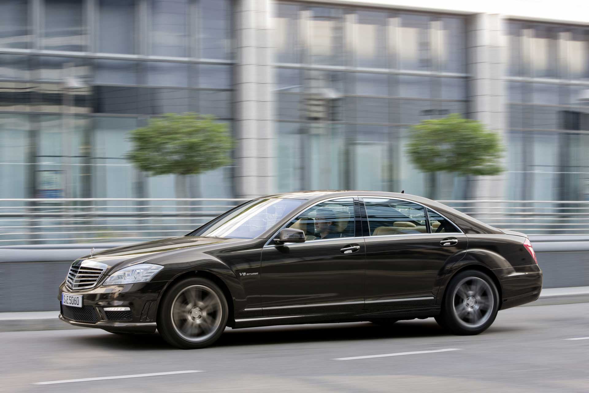 UPDATED The New Mercedes Benz S63 and S65 AMG